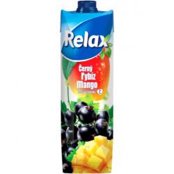 Relax 1L Černý Rybíz Mango