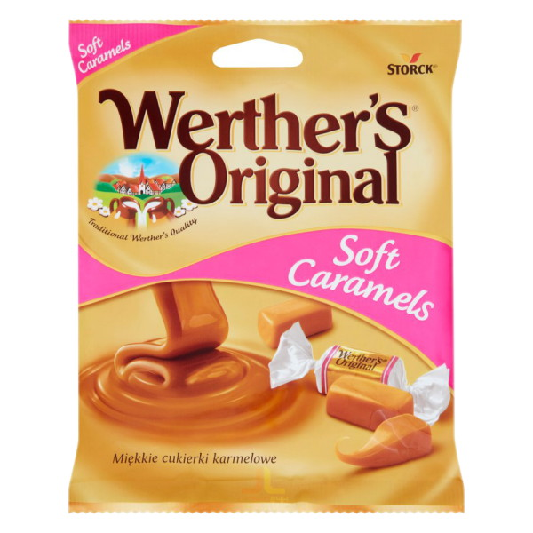 Werther's Original 75g Soft Caramels