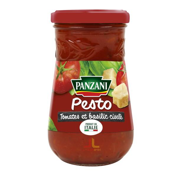 PANZANI OM 200g Pesto Rouge