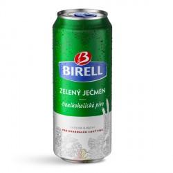 Birell ple.500ml Zelený Ječmen, světlé nealk. ochucené pivo