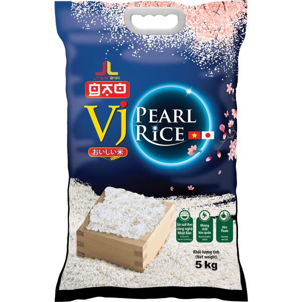 Gao VJ Pearl Rice 5kg - Perlová Rýže