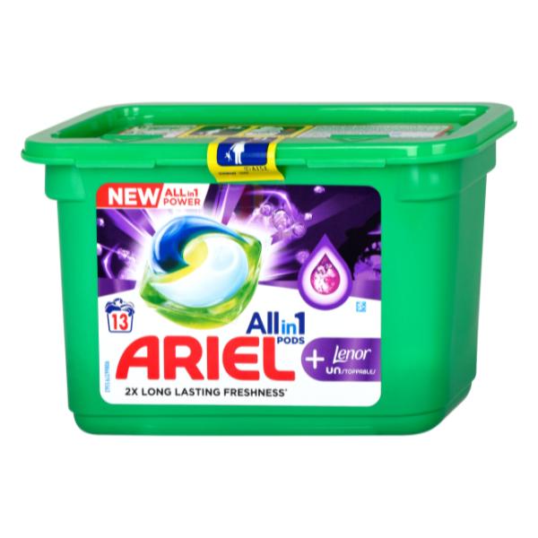 Ariel 13ks Gelové kapsle - Unstoppablej