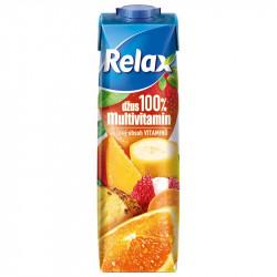 Relax 1L 100% multivitamín s dužninou