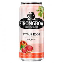 Strongbow Plech 440ml Citrus Edge
