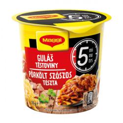 MAGGI 5minCup Guláš Těstoviny 55g