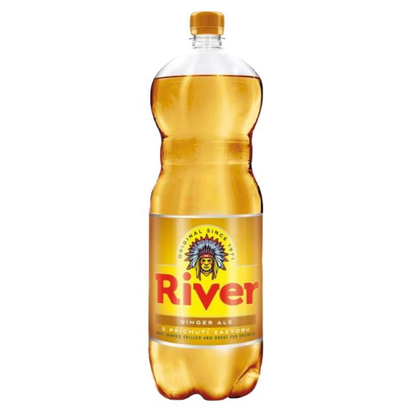 ORIGINAL River 2L Ginger Ale