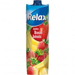 Relax 1L Jablko-Banán-Jahoda