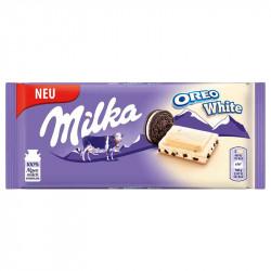 Milka coko. 100g Oreo  White