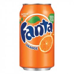 USA 355ml Fanta Orange