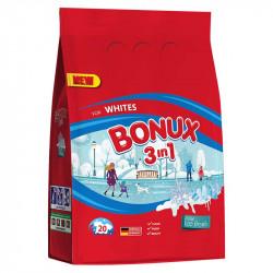 BONUX PRÁŠEK 1,5KG WHITE POLAR ICE FRESH