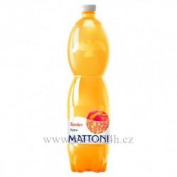 Mattoni 1,5L broskev