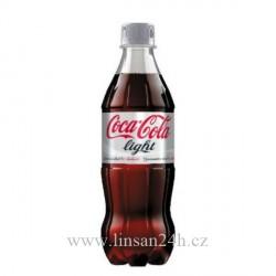 Coca 0,5L Light