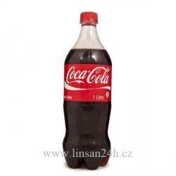 Coca 1L Červený