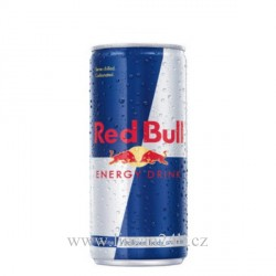 Redbull CZ Energy 250ml CZ