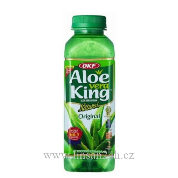 OKF Aloe King 0.5L Original