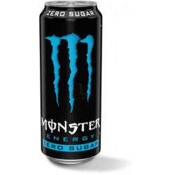 Monster 0,5L CZ Absolutely Zero Modry
