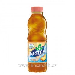 Nestea 0,5L BLACK TEA - PEACH