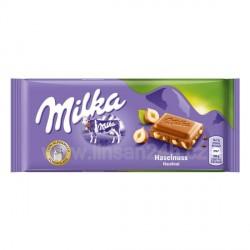 Milka coko. 100g Hazelnuts
