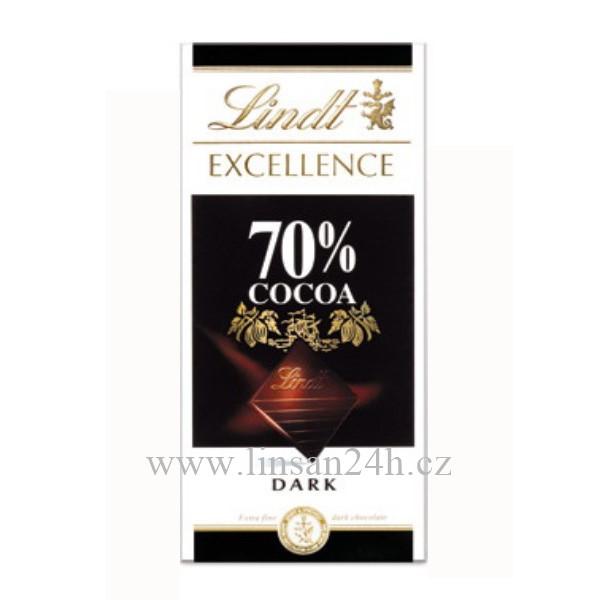 Lindt čoko.100g 70% Cocoa
