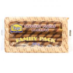 Tago trubičky 240g kakaové