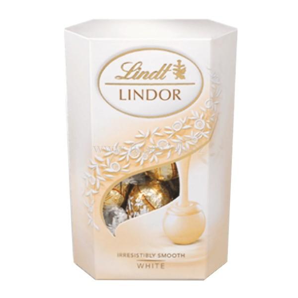 Lindor 200g White (bílá)