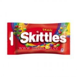 Skittles 38g Fruits (červená)