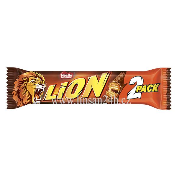 Lion 2pack 60g