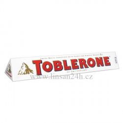 Toblerone 100g Bílá