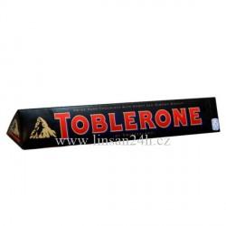 Toblerone 100g Hořká - Černá