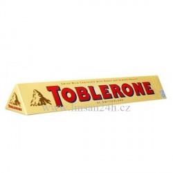 Toblerone 100g Mléčná - Žlutá