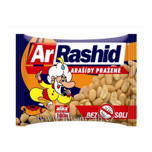 ArRashid 100g arašídy pražené nesolene