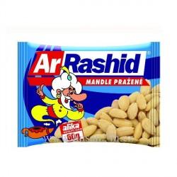 ArRashid 60g mandle pražené solené
