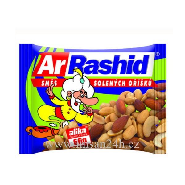 ArRashid 60g Směs solených ořišků