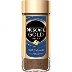 Nescafe Gold 100g Rich & Smoth - DECAF
