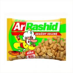 ArRashid 60g arašídy solené