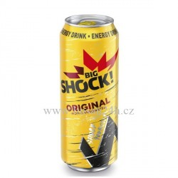 Big Shock 0,5L Original 24ks/b