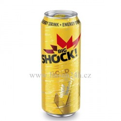 Big Shock 0,5L Gold 4x6ks/b
