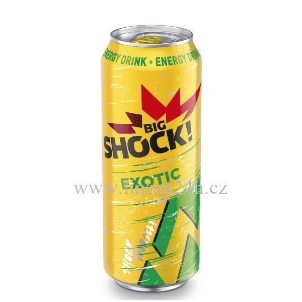 Big Shock 0,5L Exotic 4x6ks/b