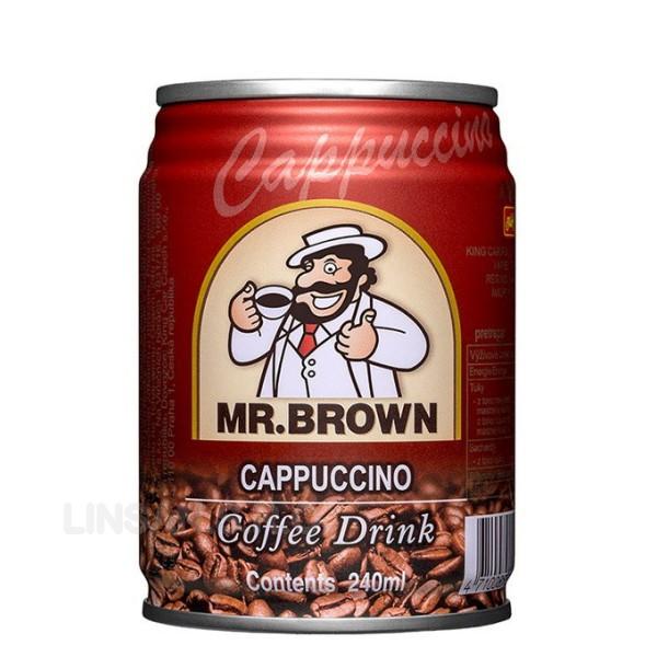 Mr. Brown 240ml Cappuccino