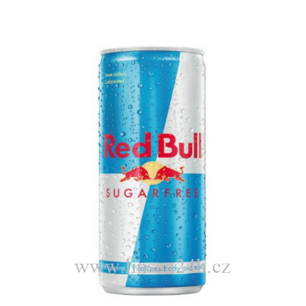 Redbull CZ 250ml Sugarfree CZ