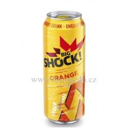 Big shock 0,5L Orange juicy 4x6ks/b