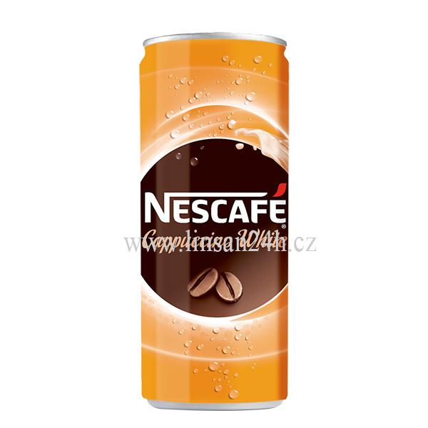 NescafeXpress 250ml Cappuccino white