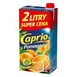 Caprio 2L Pomeranč 6ks/b