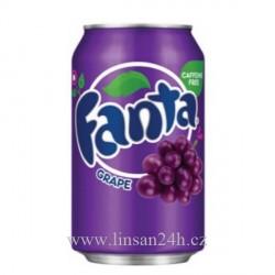 USA 355ml Fanta Grape - Hrozno