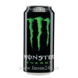 Monster 0,5L Zeleny