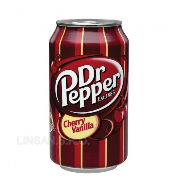 USA 355ml Dr. Pepper Cherry VANILA