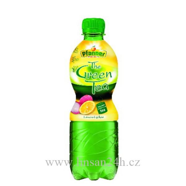 Pfanner 0.5L Green Lemon Lychee