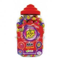 Lízátko 100ks Mix Assorted - PINPOP