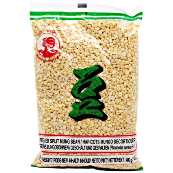 Đậu Xanh hạt vỡ không vỏ 400g - Oloupaná Mungo Fazole