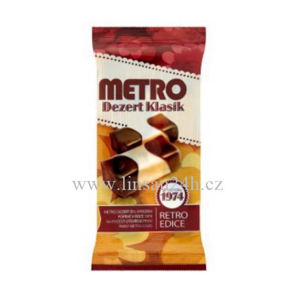 Metro Dezert 120g - Klasik